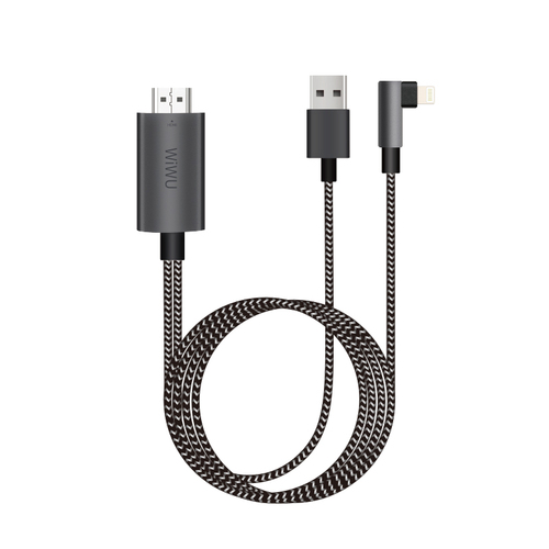 iPhone HDMI Cable Phone to TV